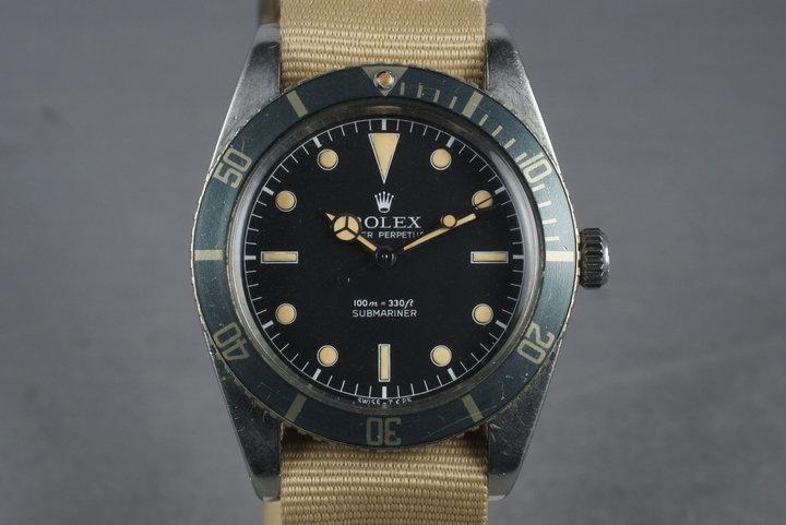 1962 Rolex Submariner 5508 photo