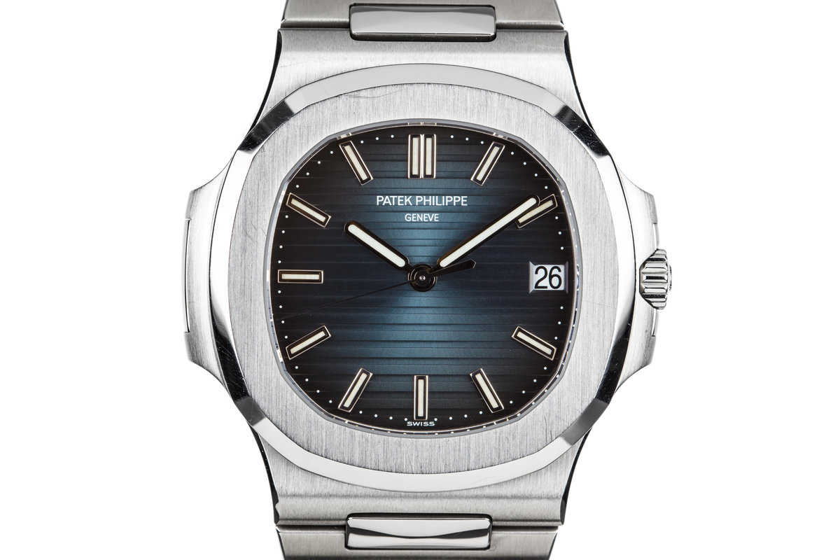 2013 Mint Patek Philippe Nautilus 5711/1A-010 with Box and Papers photo, #0