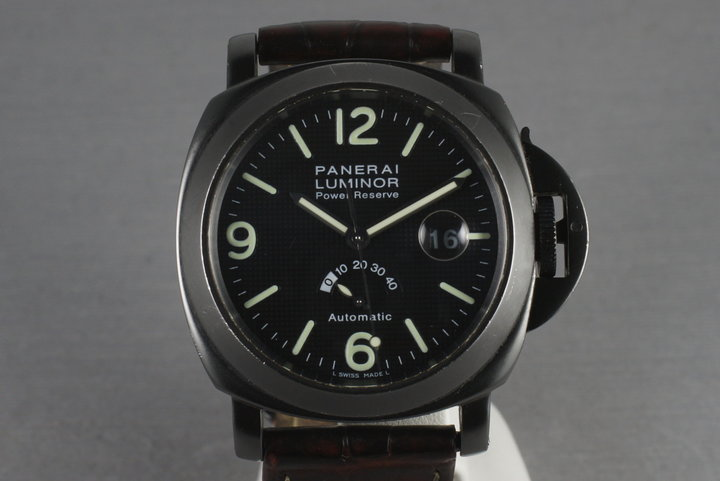 1999 Panerai  B series Pam 28 photo