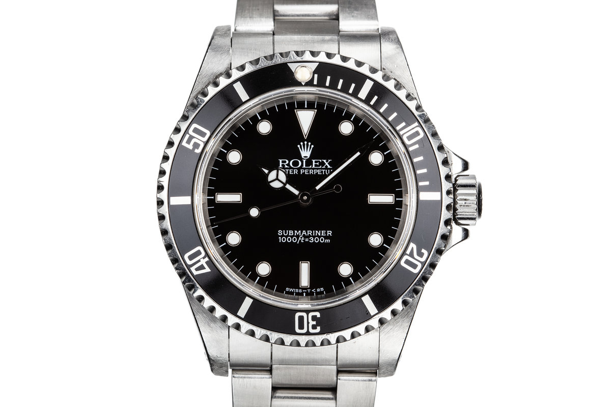 1997 Rolex Submariner 14060 photo, #0