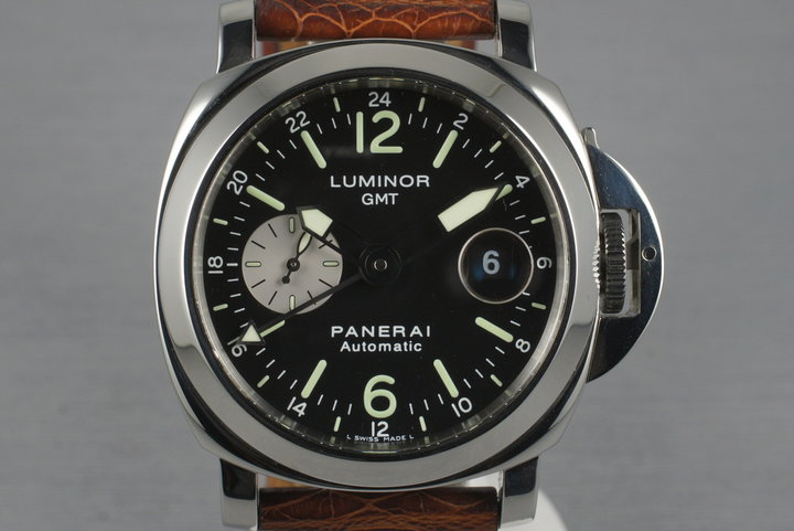 2002 Panerai Luminor PAM 88 with Box and Papers photo