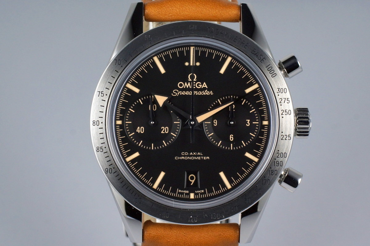 2016 Omega Speedmaster '57 331.12.42.51.01.002 with Box and Papers photo, #0