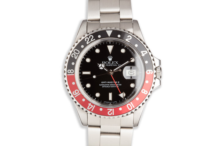 "1986 Rolex GMT-Master 16760 ""Fat Lady"" photo"