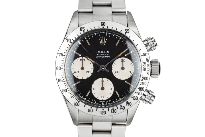 1972 Rolex Daytona 6265 Sigma Dial photo