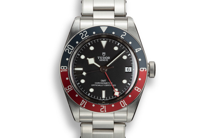 2019 Tudor Black Bay GMT 79830RB with Box and Papers photo
