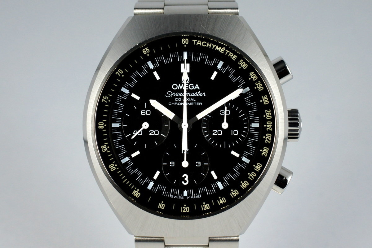 2015 Omega Speedmaster Mark II 327.10.43.50.01.001 with Box and Papers photo, #0