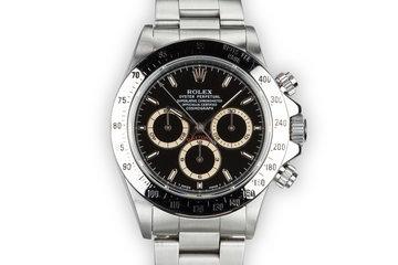 1991 Rolex Daytona 16520 Black Dial photo