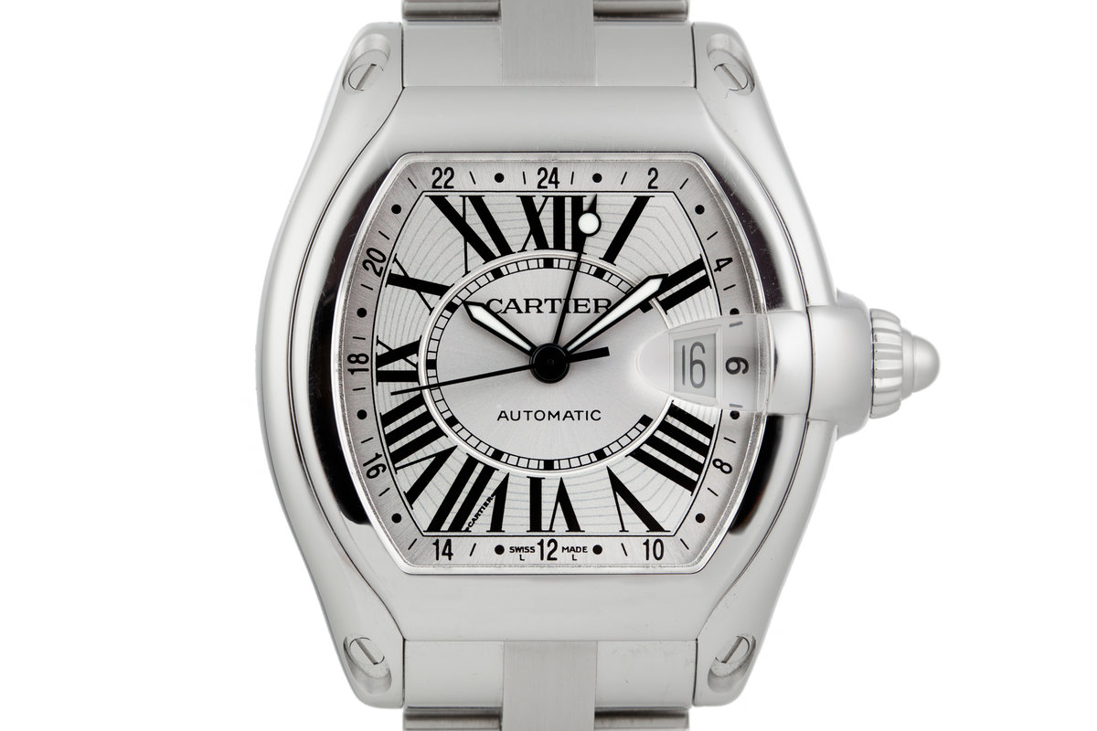 Cartier Roadster GMT 2722 photo, #0