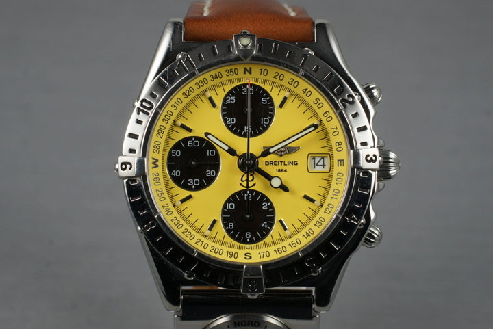 Breitling Chronomat Longitude A20048 photo