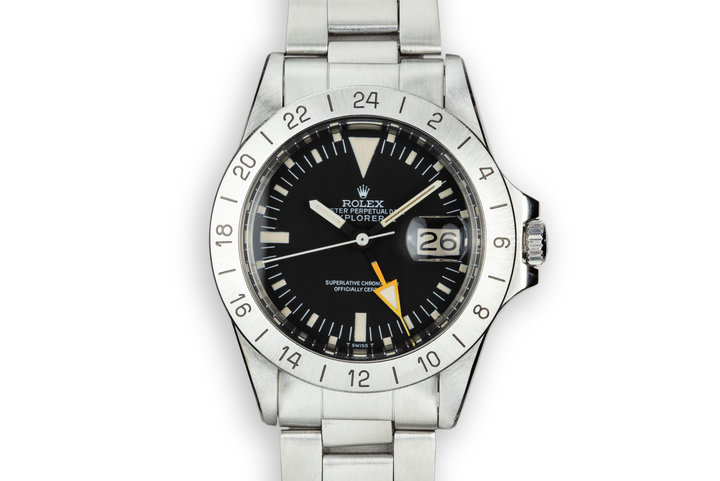 1972 Rolex Explorer II 1655 MK I Dial photo