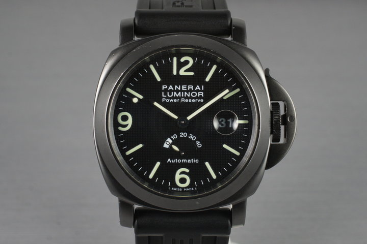 1999 Panerai PAM 28 Luminor Power Reserve with Box photo
