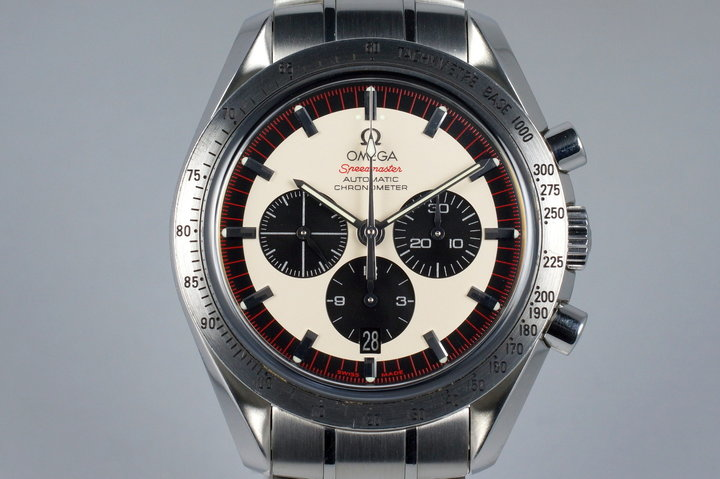 2007 Omega Speedmaster 3559.32 Michael Schumacher 'Legend' photo