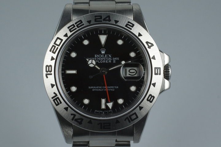1984 Rolex Explorer II 16550 photo