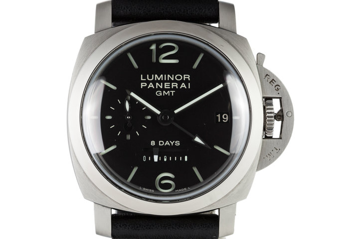 2008 Panerai PAM 233 1950 GMT 8 Days photo