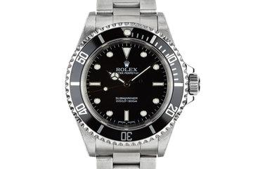 2005 Rolex Submariner 14060M photo