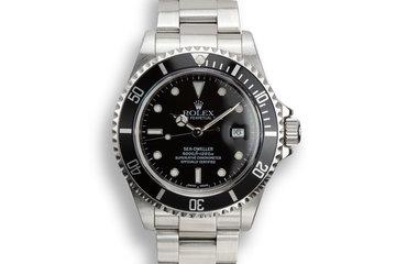 2002 Rolex Sea-Dweller 16610 photo