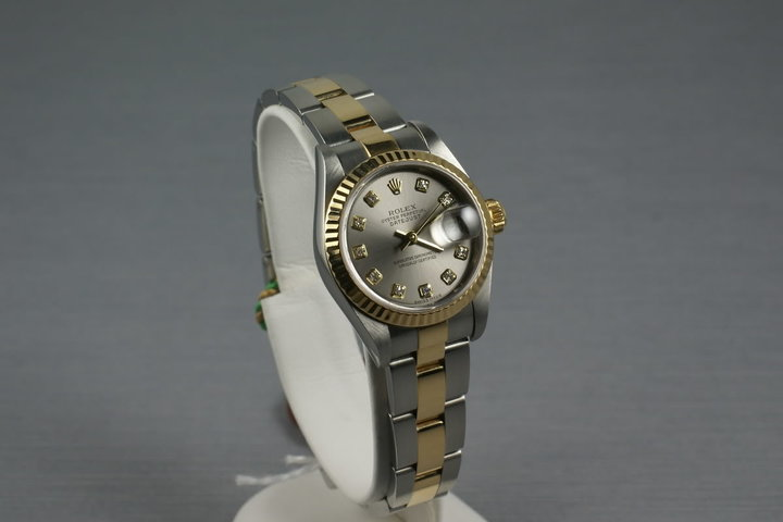 Ladies Rolex 79173 photo