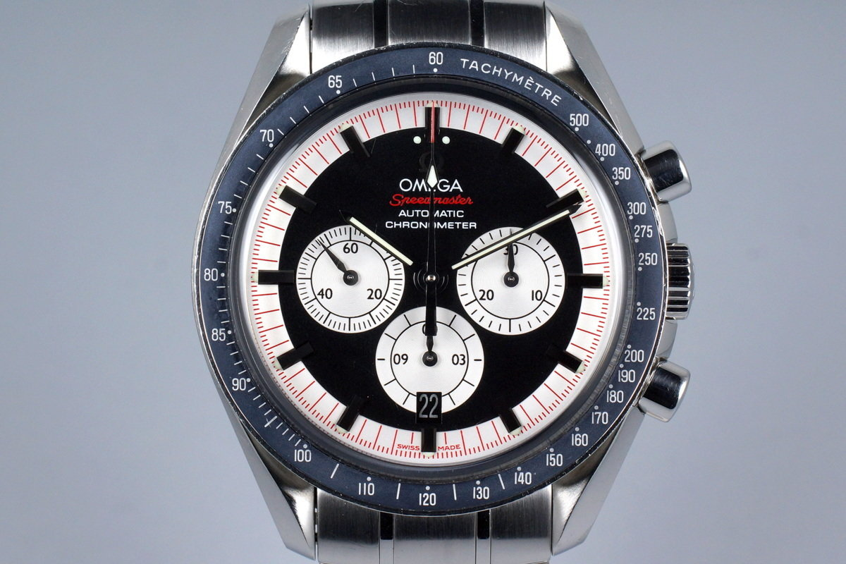 2007 Omega Speedmaster 3507.51 Michael Schumacher photo, #0