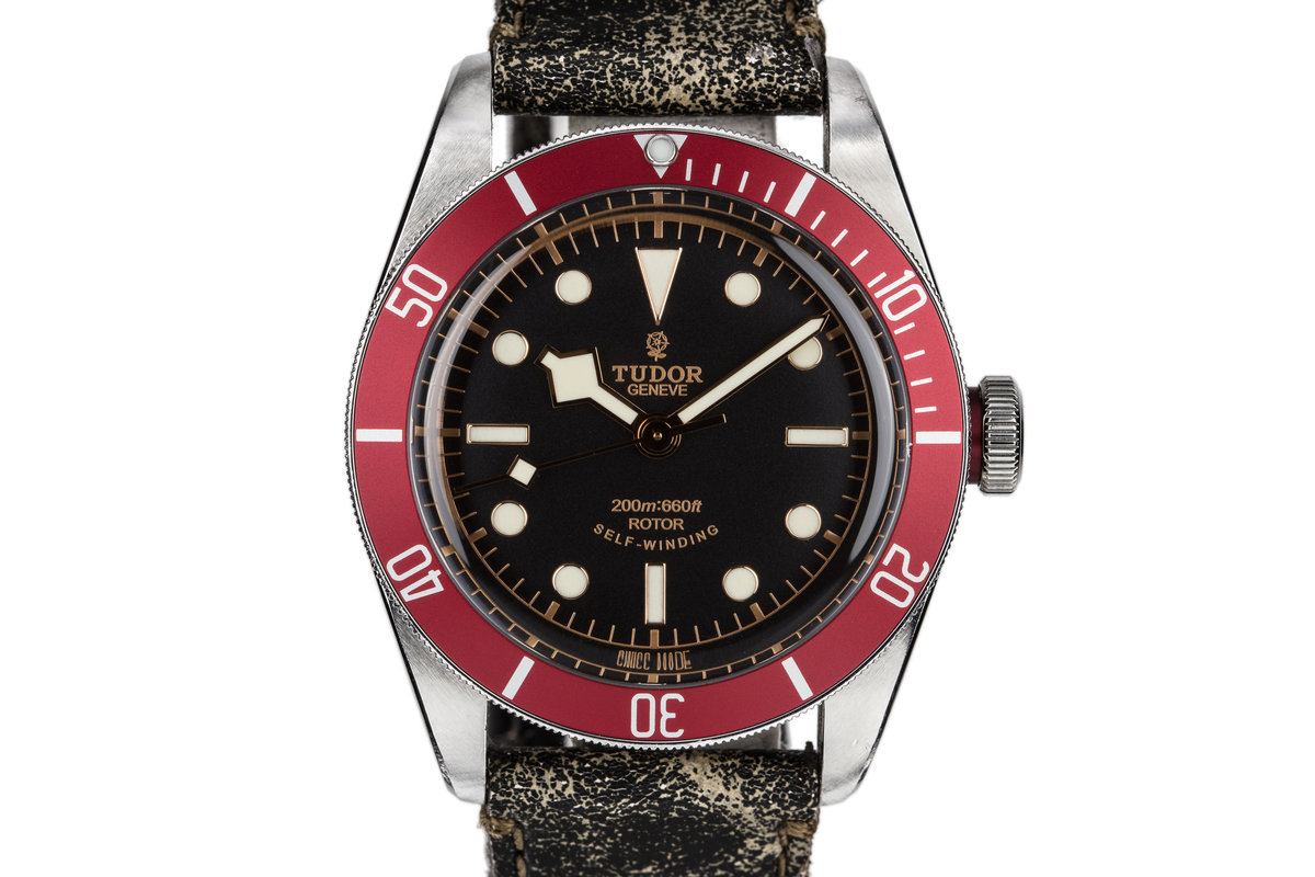 2014 Tudor Black Bay 79220 Red Bezel with Box and papers photo, #0