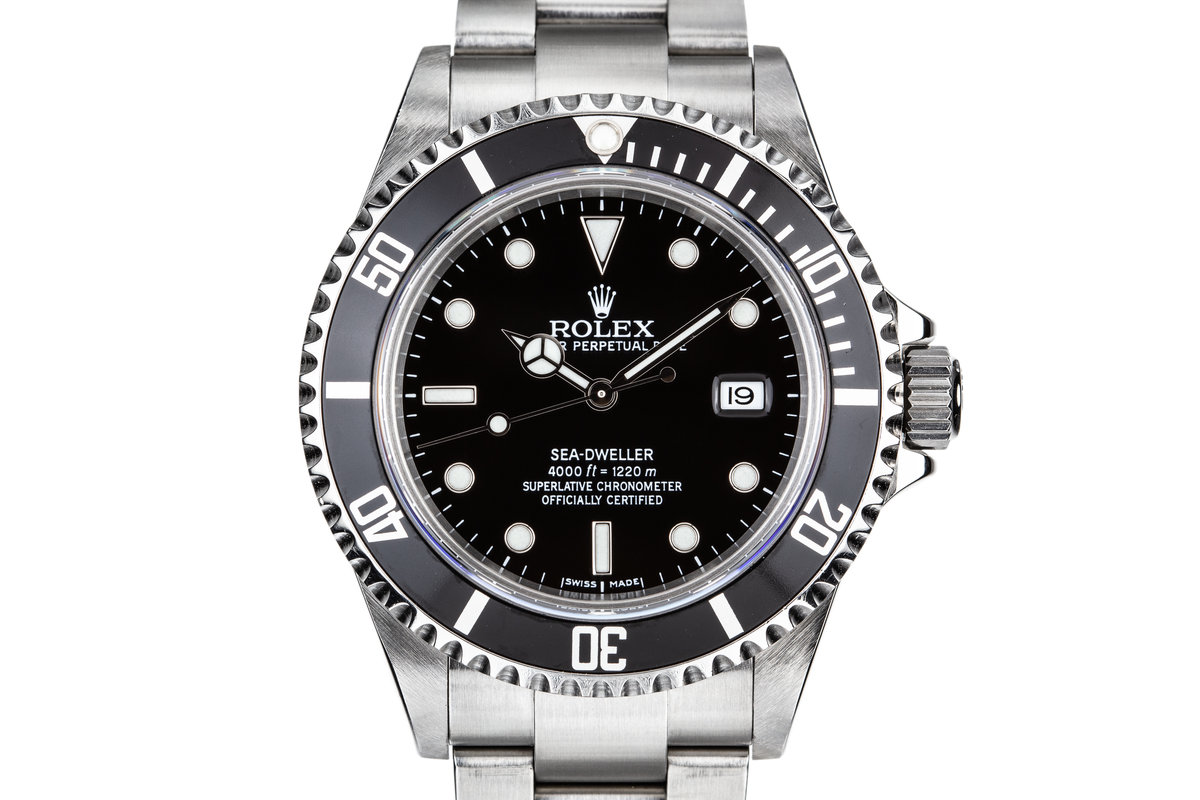 2007 Rolex Sea-Dweller 16600 photo, #0