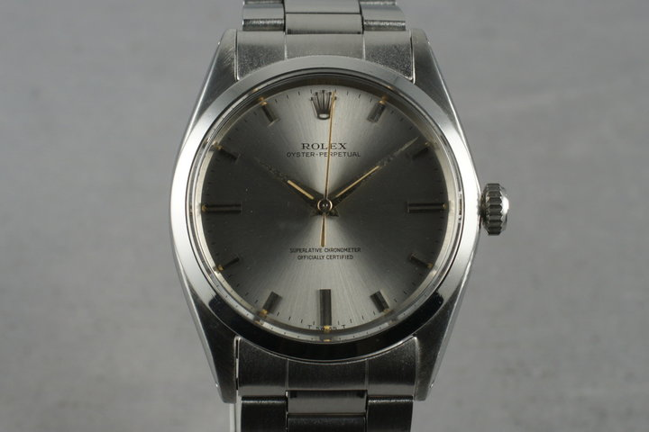 1964 Rolex Oyster Perpetual 1018 photo