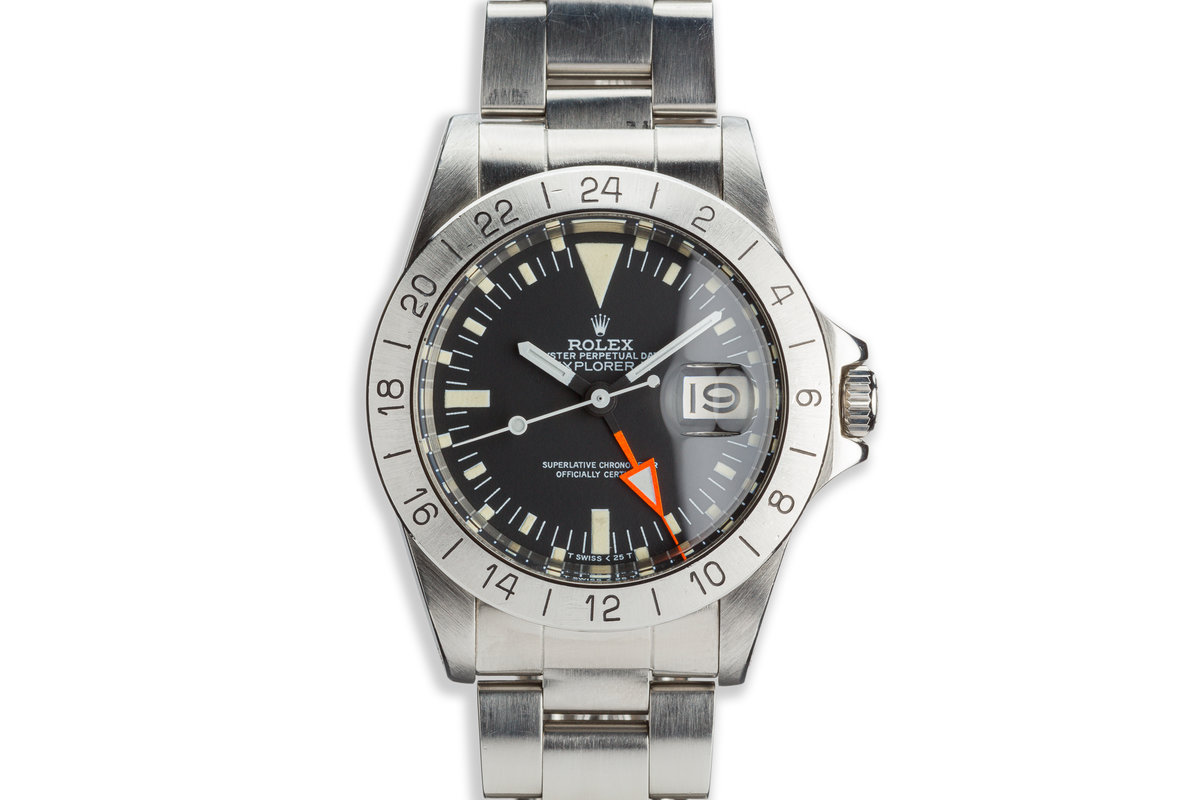1981 Rolex Explorer II 1655 photo, #0