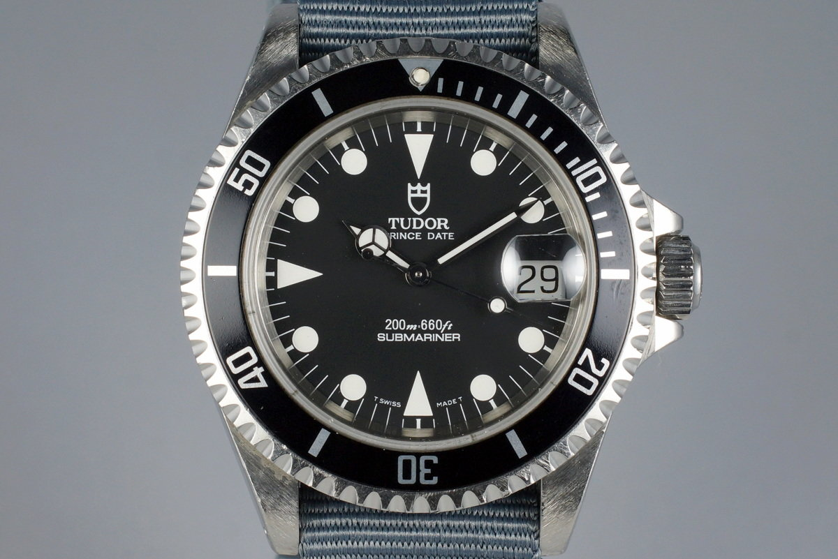 1996 Tudor Submariner 79190 photo, #0