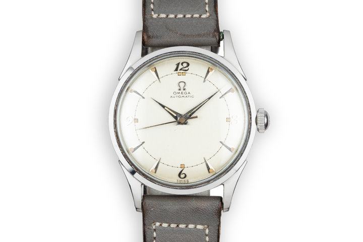 1950's Omega 2635-3 Previously Owned by the Former President of General Motors photo