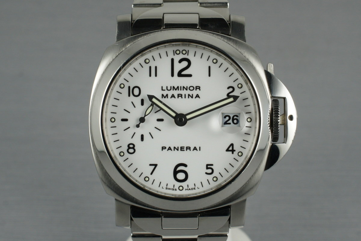 2003 Panerai PAM 51 Marina with Box photo, #0