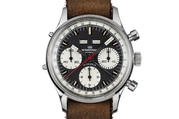 Walkmann Tripple Date Chronograph 71.1309.70 photo