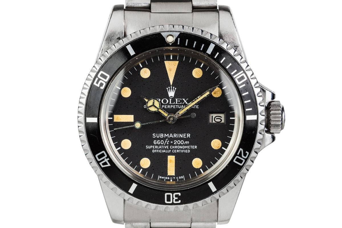1979 Rolex Submariner 1680 photo, #0