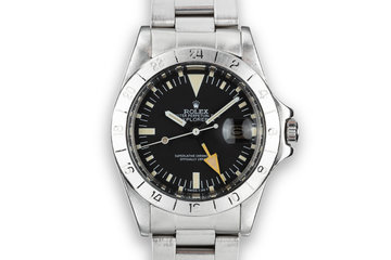 1978 Rolex Explorer II 1655 MK IV Dial photo