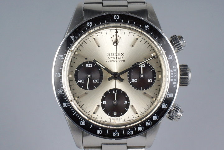 1975 Rolex Daytona 6263 Silver Dial photo