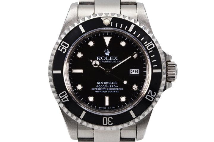 1995 Rolex Sea Dweller 16600 photo