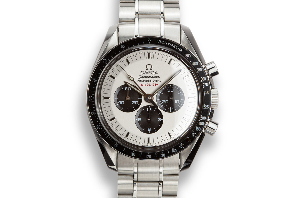 2004 Omega Speedmaster Professional Apollo 11 35th Anniversary 3569.31.00 photo, #0
