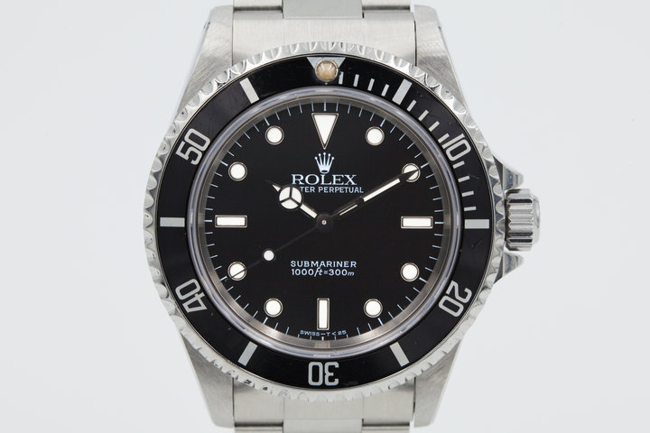 1995 Rolex Submariner 14060  photo