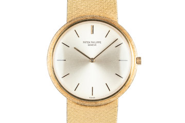 Patek Philippe 18K Gold Calatrava 3520/12 photo