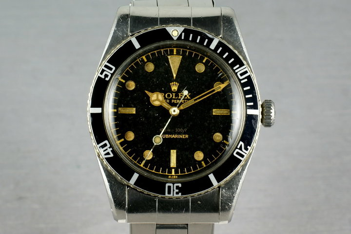 Rolex Submariner  6536-1 photo