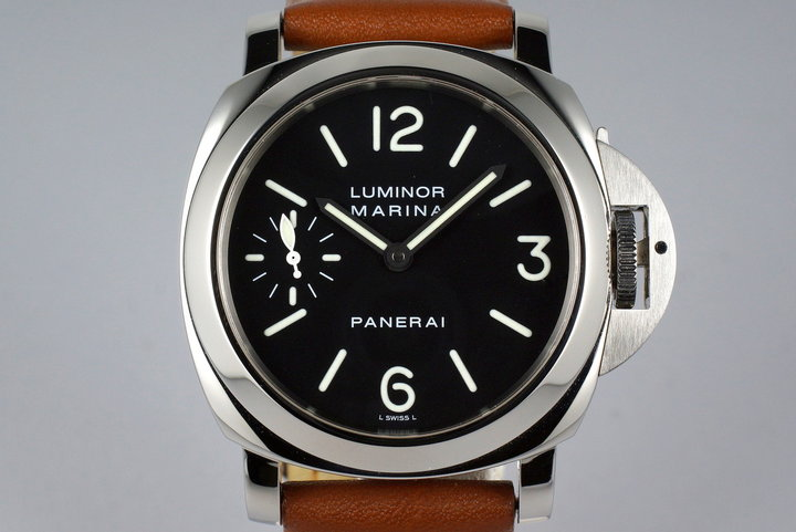 2004 Panerai PAM 111 Marina with Box and Papers photo