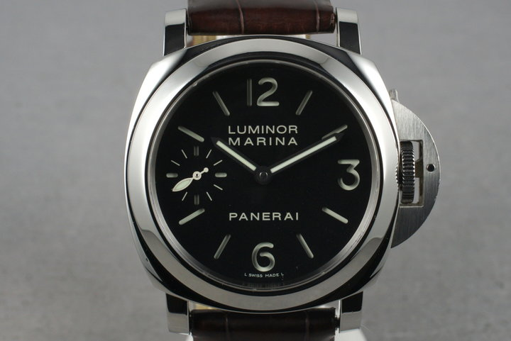 Panerai PAM 111 Marina with Original Receipt photo
