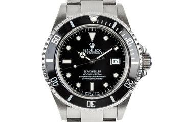 1995 Rolex Sea-Dweller 16600 photo