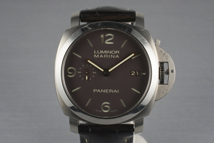 2011 Panerai PAM 351 Marina with Box and Papers photo