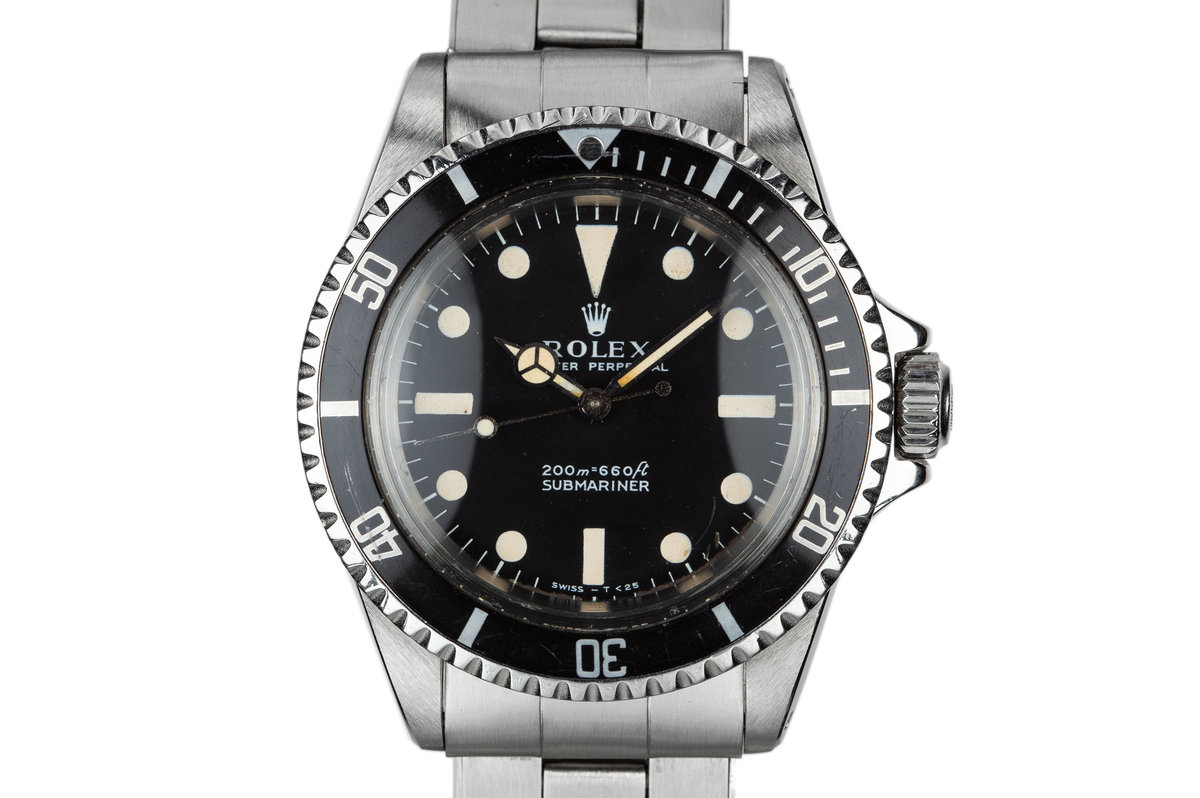 1967 Rolex Submariner 5513 photo, #0