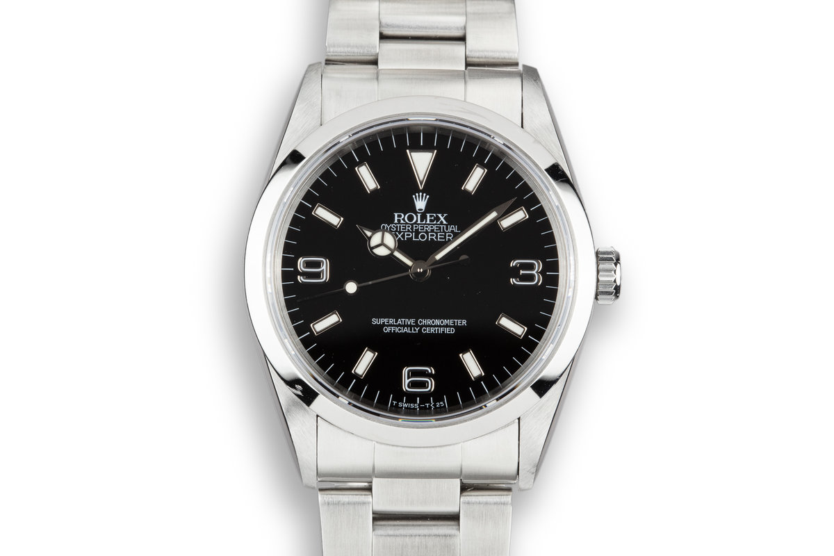 1997 Rolex Explorer 14270 photo, #0