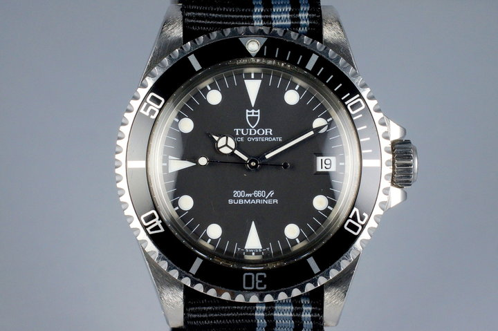 1992 Tudor Submariner 79090 photo