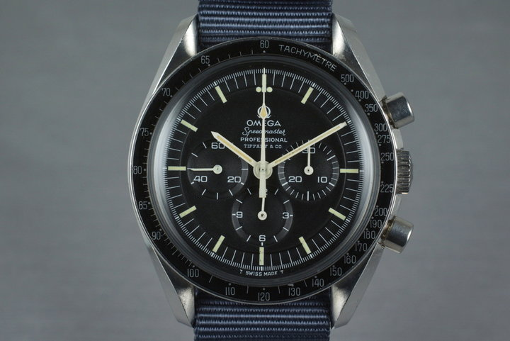 1969 Omega Speedmaster 145022-69 Tiffany & Co. Dial Pre-Moon with 861 Movement photo