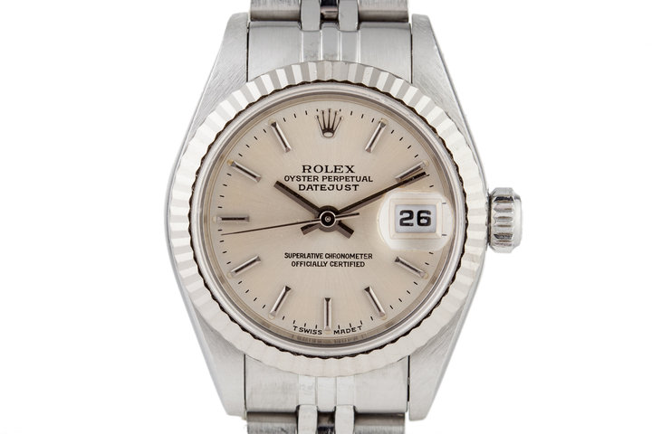 1995 Rolex Ladies Datejust 69174 photo