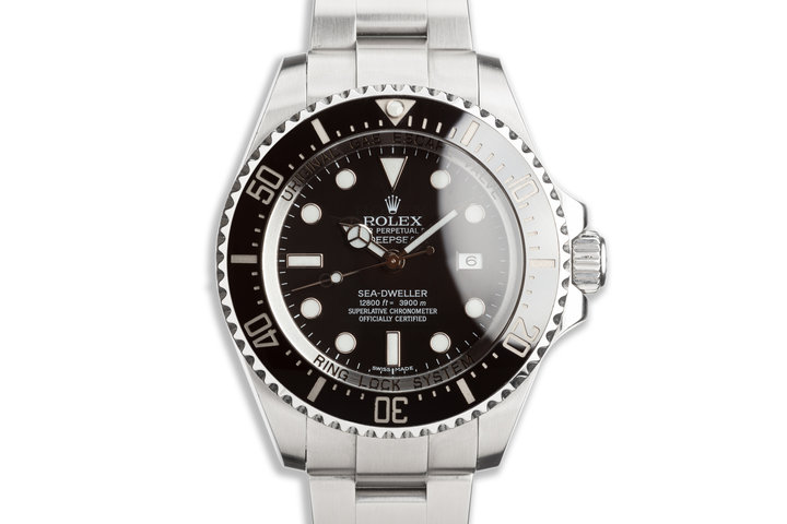 2010 Rolex DeepSea Sea-Dweller 116660 photo