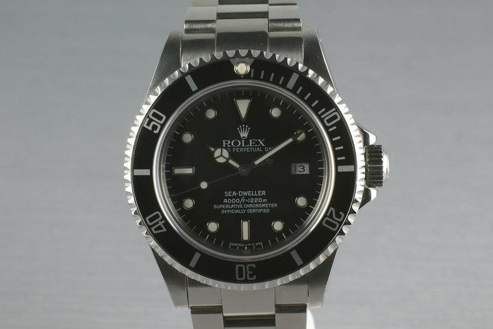 Rolex Sea-Dweller photo