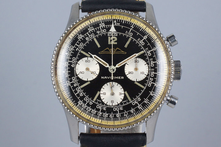 "Mid 1960's Breitling Navitimer 806 ""Panda Dial"" photo"